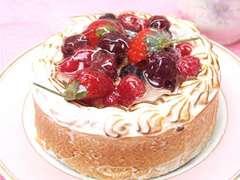 お試しサイズ♪ホールアイスケーキ。