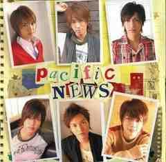 NEWS / pacific 山下智久,錦戸亮