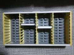 中古 KOKUYO カセットテープ収納キャリングケース  40本