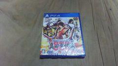 【新品PS4】戦国BASARA(戦国バサラ)真田幸村伝