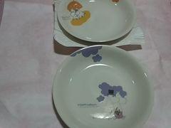 カレー皿二枚セット