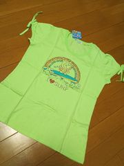 新品タグ付きLL(165)/エンジェルブルー/Tシャツ