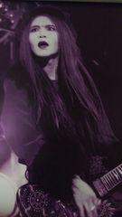 X JAPAN hide ポスター 1994 青い夜