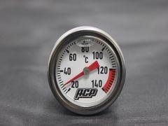 ホンダ用 アナログ油温計 ブラック CBX CBR ホーク
