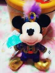 ディズニー14th☆ミッキーマウスぬいぐるみバッジ☆