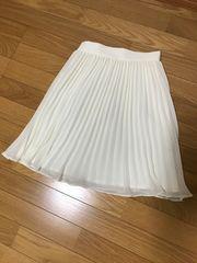 ROYAL PARTY☆プリーツシフォンスカート、新品未使用