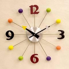 可愛いらしい 壁掛け時計 子供部屋に 新品