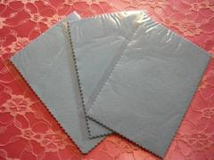 シルバークロス3枚セット17(郵便送料込)シルバー磨き貴金属