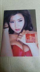 福永ちな◆109■BOMB CARD LIMITED