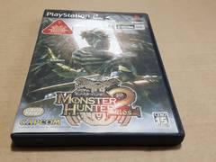 PS2☆モンスターハンタ2dos☆CAPCOM。