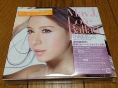即決価格!!May J.『Love Ballad』100分超DVD付