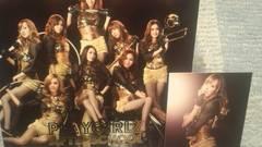 超レア!☆AFTERSCHOOL/PLAYGlRLZ☆初回盤/CD+DVD激レア!トレカ付!美品