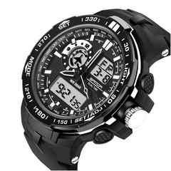 激安商品♪腕時計 メンズ ビッグフェース ファション 防水