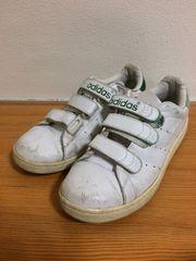adidas スタンスミス ベルクロ 24,5�p