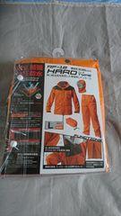 新品:おたふく:レインスーツRF-12(L)オレンジ