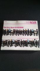 ☆中古CDアルバム【ICE BOX/The Very Best Of ICE BOX】中西圭三!☆
