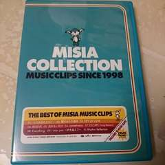 MISIA COLLECTION DVD 1998