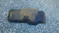 クジラクラウンオイルパン旧車