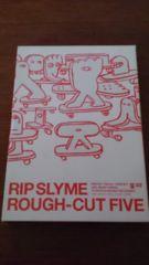 美品!格安!「RIP SLYME:ROUGH-CUT FIVE」リップスライム2枚組DVD