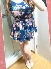 姫可愛★+゜ふんわりお花柄のミニワンピース(///ω///)