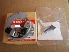 GSX400E セルモーター内部ブラシ 新品 スズキ純正 ザリゴキ