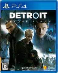 [PS4.新品]Detroit:Become Human