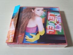 浜崎あゆみCD「NEXT LEVEL」2CD+DVD初回限定盤Aタイプ●