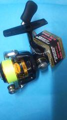 FISKER 2500 PE0.8号−150m(日本製)付き!OKuma
