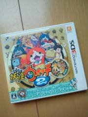 中古3DSソフト妖怪ウォッチ2本家 オフィシャル攻略ガイド付き