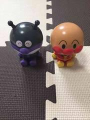 アンパンマン/2パターン人形/美品