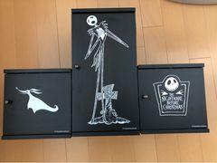 Disney★ナイトメアー(ジャック&ゼロ)木製ケース