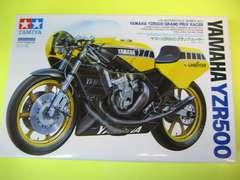 タミヤ 1/12 オートバイ No.1 ヤマハ YZR500 グランプリ 新品 カルトグラフ
