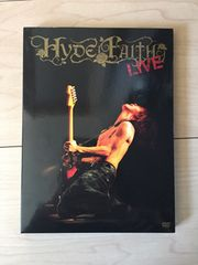 L'Arc-en-ciel☆HYDE☆FAITH LIVE☆DVDビデオ二枚組み