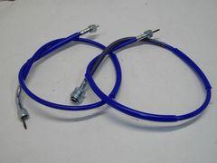 (2014)KH250KH400青色メーターケーブルセット