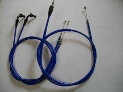 GS400 GS400E GS425用 20cmロング ブルー ワイヤーセット