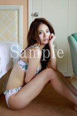 【送料無料】 伊東紗冶子 写真5枚セット<KGサイズ> 17