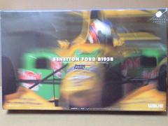 1/24 Wave BENTTON FORD B193B