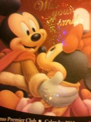 ディズニー(ミッキーマウス)壁掛カレンダー 2013年