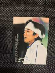 【V6】【井ノ原快彦】ジャニーズ大運動会/DVD付属カード[レア]
