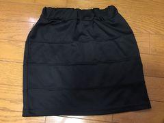 =>>ミニタイトスカート☆BLACK