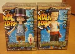ワンピース DXフィギュア THE GRANDLINE CHILDREN vol.3 全2種セット グラチル