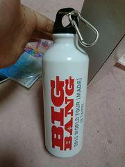 BIGBANG台湾台北アリーナVIP限定ボトルドリンク缶ビッグバンビッベン