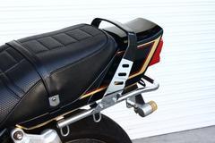 魔人製 ゼファー400/χ 梅タンデム (黒) 新品 ウメタン