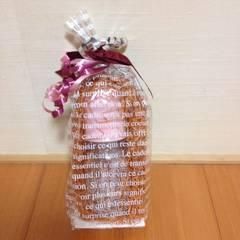 未使用品・Cディオールの哺乳瓶>女の子用一部ピンク色