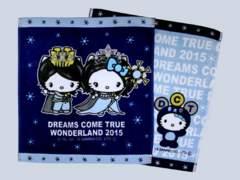 ☆【DREAMS COME TRUE】×ハローキティ ハンドタオル2枚組