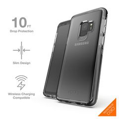米特殊部隊採用新素材 Galaxy S9 クリアケース