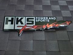 HKS POWER AND SPORTS エンブレム