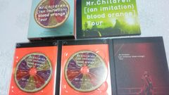 ミスチル Mr.Children[(an imitation) blood orange]Tour DVD