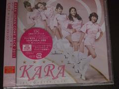 KARA[ジェットコースターラブ]初回A/DVD付/新品