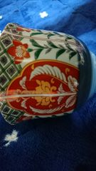 伊万里赤絵コ_ヒ…カップ…肥前陶器窯…印